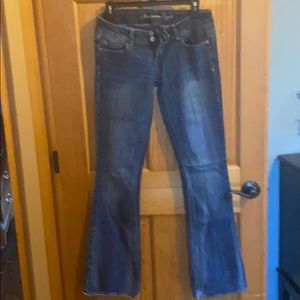 Women's Stretch American Eagle Jeans size 4 Long
